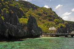 Palawan Island Royalty Free Stock Photo