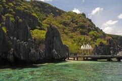 Palawan Island Royalty Free Stock Photo