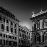 Palazzi в Genova Стоковая Фотография