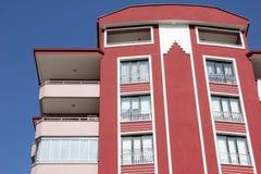 Palazzina di appartamenti Immagine Stock Libera da Diritti