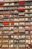 Palazzina di appartamenti fotografie stock