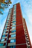 Palazzina di appartamenti alta a Sydney Immagine Stock Libera da Diritti
