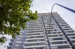 Palazzina di appartamenti alta a Sydney, Australia Immagini Stock