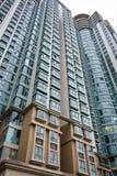 Palazzina di appartamenti dell'alloggiamento. Fotografia Stock Libera da Diritti