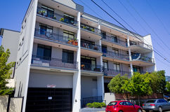 Palazzina di appartamenti, Sydney Australia Fotografia Stock Libera da Diritti