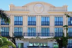 Palazzo凡赛斯英属黄金海岸昆士兰澳大利亚 图库摄影