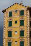 Palazzo卡莫利 库存照片