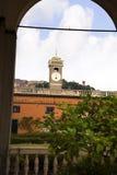 Palazzo多利亚Pamphili在热那亚意大利 图库摄影