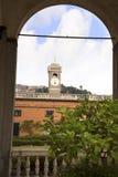 Palazzo多利亚Pamphili在热那亚意大利 免版税库存图片