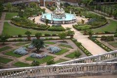 Palazzo多利亚Pamphili在热那亚意大利 免版税图库摄影