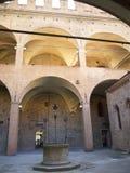 Palazzo в главной аркаде   Стоковое Изображение