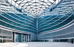 palazzo милана lombardia здания самомоднейшее новое Стоковые Фото