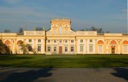 Palazzo 1 dell'oro fotografia stock