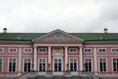 Palazzo Immagine Stock Libera da Diritti