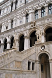 Дворец дожей Венеции - Palazzo Дукале Стоковое Фото