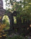 Palazzo abbandonato Immagini Stock
