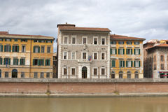 Palazzo alla Giornata in Pisa, Italy Royalty Free Stock Images