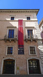 Palazzo Altemps, Рим, Италия Стоковая Фотография
