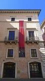 Palazzo Altemps, Rome, Italien Arkivbild