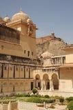 Palazzo ambrato, Jaipur, India Fotografia Stock
