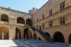 Palazzo antico Fotografie Stock