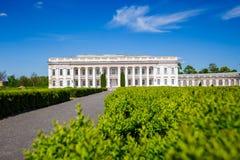 Palazzo antico in Ucraina Fotografie Stock Libere da Diritti