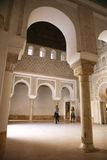 Palazzo arabo Fotografia Stock
