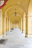 Palazzo Archeway Fotografie Stock