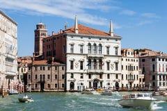 Palazzo Balbi Stockfotos