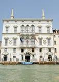 Palazzo Balbi, Venice Stock Photos