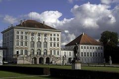 Palazzo barrocco a Monaco di Baviera Immagini Stock