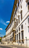 Palazzo Borghese in Rome, Italy Royalty Free Stock Image