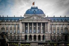 Palazzo Bruxelles Immagini Stock