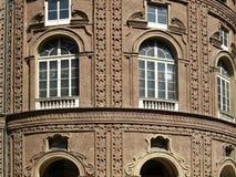 Palazzo Carignano, Turin Stock Photos