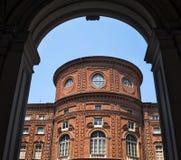 Palazzo Carignano, Turin, Italy Stock Images