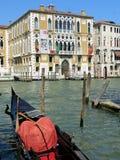 Palazzo Cavalli-Franchetti, Venice stock image