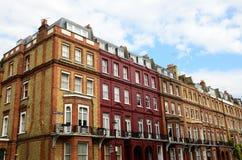 Palazzo in Chelsea (Londra) Fotografia Stock