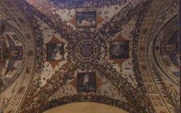 Palazzo Chigi Saracini in Siena Royalty Free Stock Photo