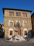 Palazzo Cocchi-Serristori Florence, Italy Stock Images