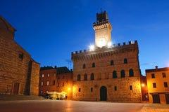 Palazzo Comunale Images libres de droits