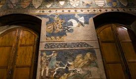 Palazzo Comunale, San Gimignano, Italia Immagine Stock Libera da Diritti
