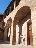 Palazzo Comunale, San Gimignano, Italy Stock Image
