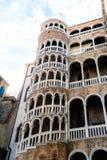 Palazzo Contarini del Bovolo Stock Foto