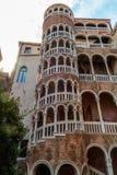 Palazzo Contarini del Bovolo Royalty-vrije Stock Foto