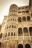 Palazzo Contarini del Bovolo 免版税库存照片