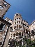 Palazzo Contarini del Bovolo. Venecia, Italia Imagenes de archivo