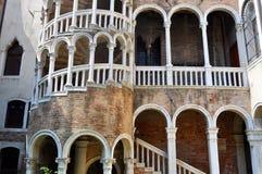 Palazzo Contarini del Bovolo, Venice Italy Stock Photography