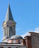 Palazzo Costantinopoli di Topkapi Fotografia Stock Libera da Diritti
