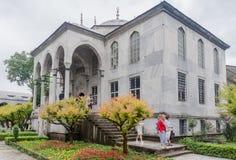 Palazzo Costantinopoli di Topkapi Immagine Stock