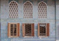 Palazzo Costantinopoli di Topkapi Immagine Stock Libera da Diritti